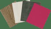 Nya färger och mönster
