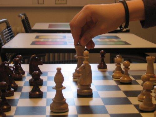 Hannaskolan Schackbord