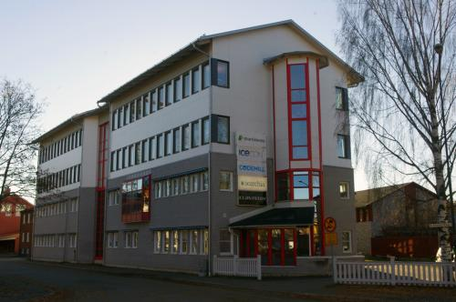 Fasadskiva, Fasadlaminat LamiFacade, Lamiroc, Fasad, Umeå